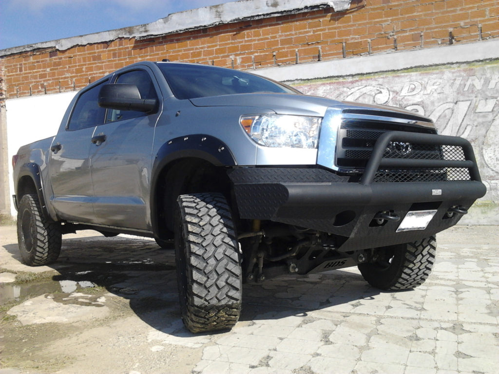 Apache Front Bumper Tough Country Bumpers