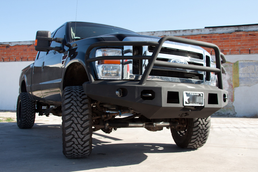 Evolution Front Bumper Tough Country Bumpers