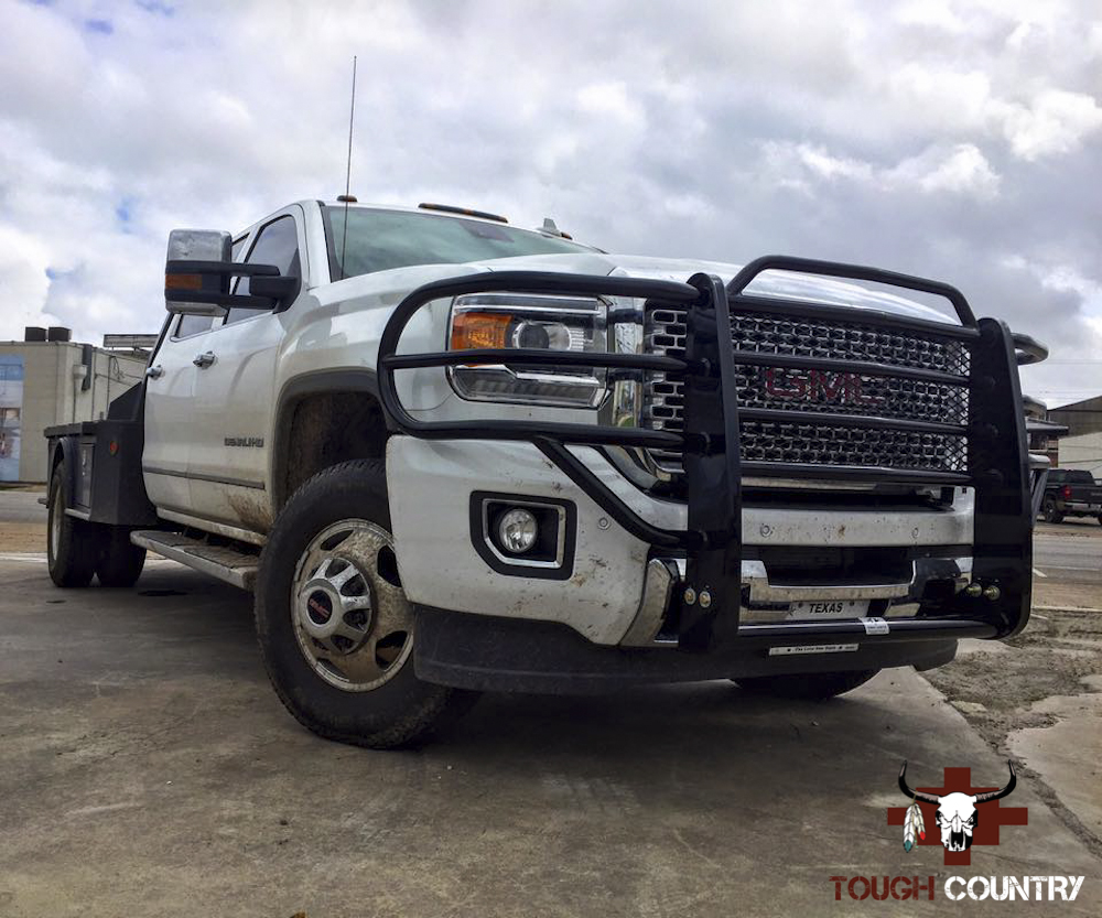 Brush Guard For Chevy Silverado >> Brush Guard - Tough Country Bumpers