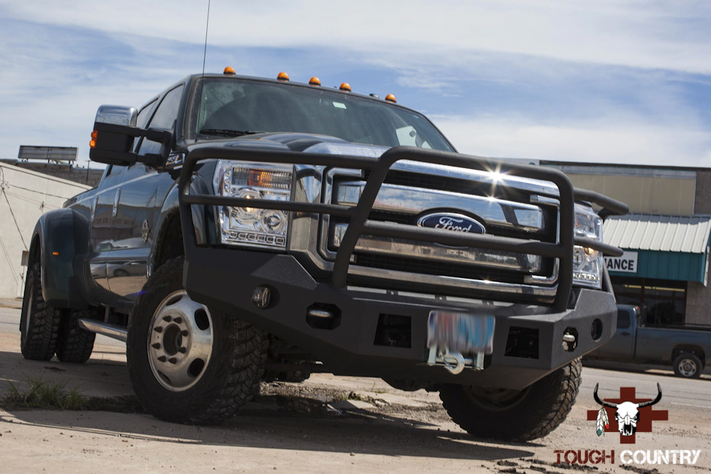 2018 Ford F150 Colors >> Evolution Front Bumper - Tough Country Bumpers