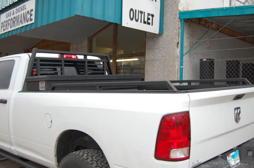 Louvered Headache Rack - Tough Country Bumpers