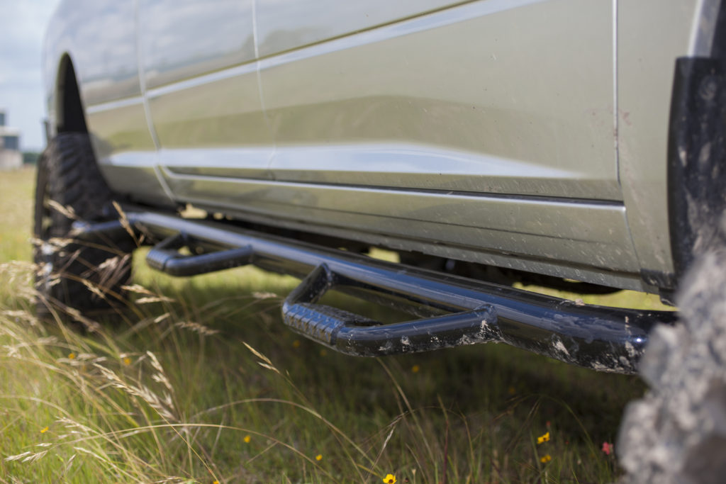Deluxe Step Bars - Tough Country Bumpers