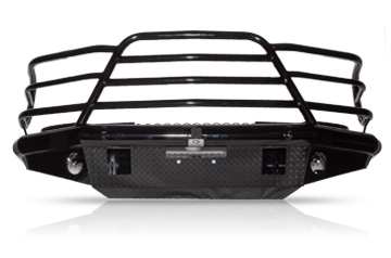 Deluxe Front Bumper by Tough Country