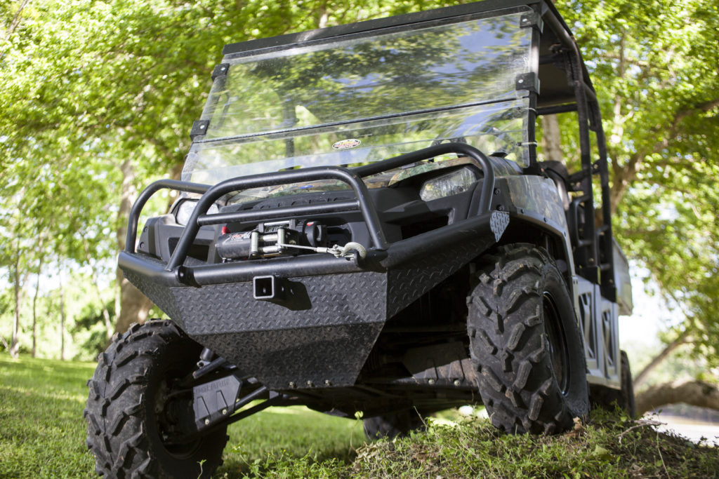 Can Am 1000 >> Deluxe UTV Front | Tough Country Bumpers