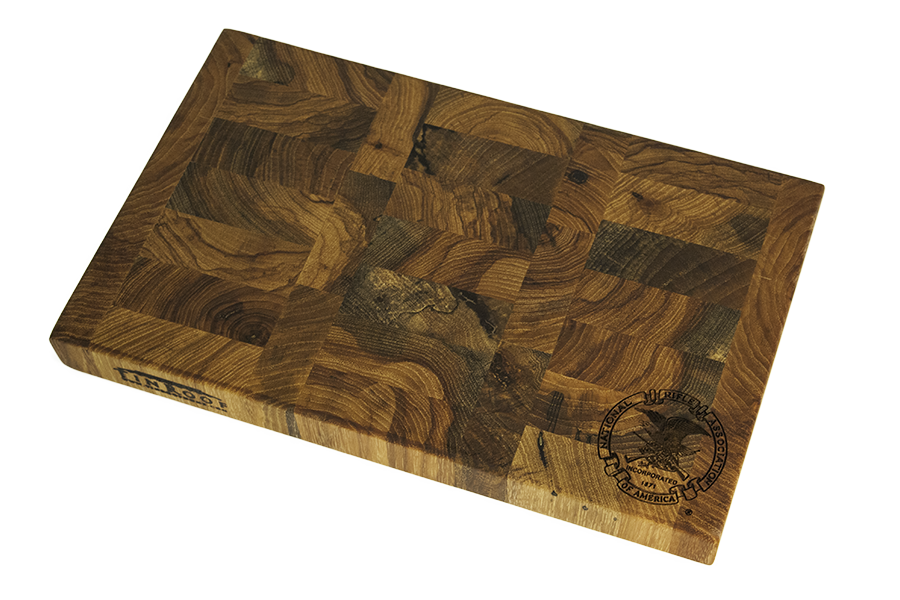 NRA End Grain Cutting Board
