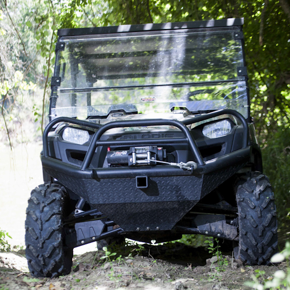 Deluxe Utv Front Tough Country Bumpers