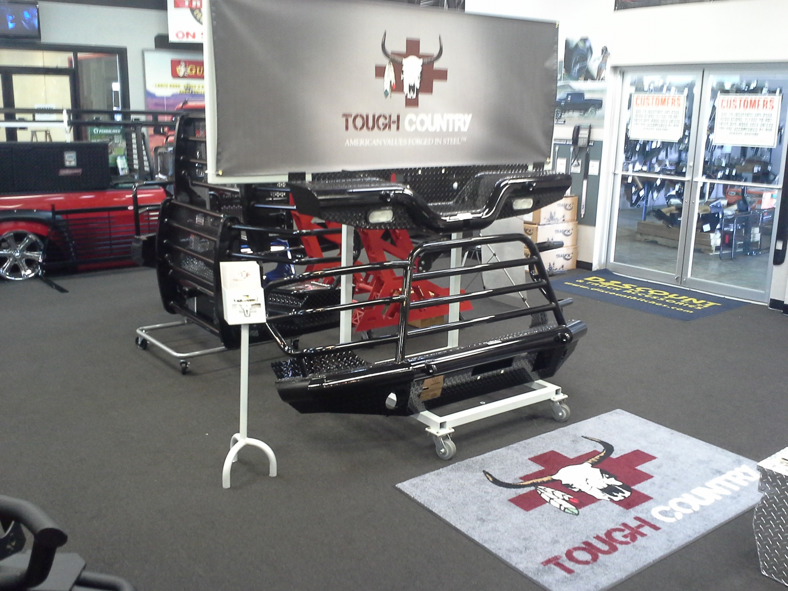 banners and displays for your store